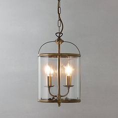 Buy Walker 2 Light Lantern Online at johnlewis.com