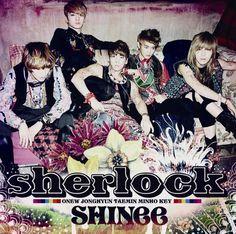 SHINee -- Sherlock filming.