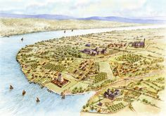 Medieval Derry, Londonderry was dominated by Ecclesiastical establishments by Philip Armstrong