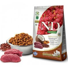 21.03.060 Pet Online, Quinoa, Grain Foods, Weight Management, Grain Free, Dog Food Recipes, Lamb, Grains, Nutrition