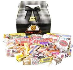 Candy Crate 1940's Classic Retro Candy Gift Box - http://mygourmetgifts.com/candy-crate-1940s-classic-retro-candy-gift-box/