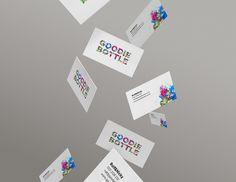 Bottle Logo and Business Card Leamington