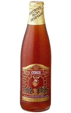 Cerveja Ceres Red Erik, estilo Vienna Lager, produzida por Royal Unibrew, Dinamarca. 6.5% ABV de álcool. #craftbeer #beer