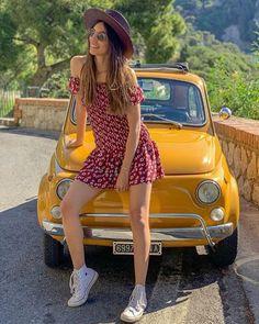 Fiat500nelmondo (@fiat500nelmondo) • Foto e video di Instagram Fiat 500, Hipster, Instagram, Women, Style, Fashion, Beauty And The Beast, Museum, Italia
