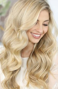 The secret to Beachy Waves