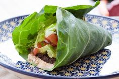 Why I Ditched Sandwich Bread for Collard Green Wraps