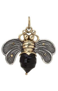 Bee Brave Pendant