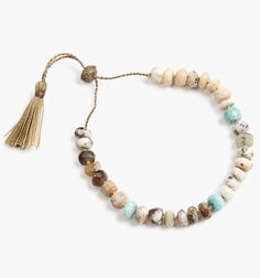 // stone bracelet
