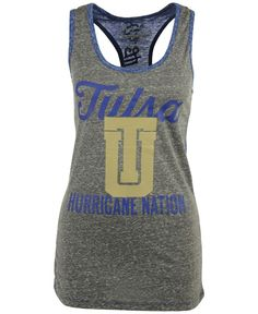 Royce Apparel Inc Women's Tulsa Golden Hurricane Noelle Tank Top