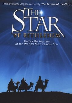 The Star of Bethlehem - Christian Movie/Film on DVD. http://www.christianfilmdatabase.com/review/the-star-of-bethlehem/