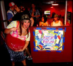 Bday sign a student made. White Trash Bash, Epic Trailer, Trash Party, Great Night, Birthday Bash, Student, Sign, People, Casual Party