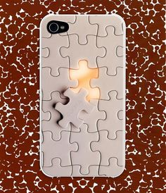 Puzzle iPhone Cover iPhone Sticker iPhone Decal by CooDesign, $8.99