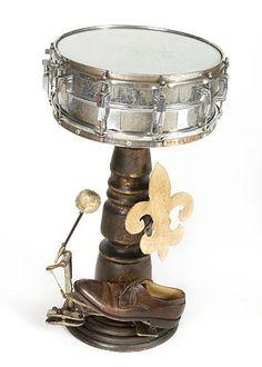 Drum Table - Mesa tambor