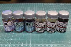 Mr.カラー・ガイアカラーのシルバー塗料各種を比較してみました。 | ガンダムブログはじめました Food, Essen, Meals, Yemek, Eten