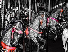 A personal favorite from my Etsy shop https://www.etsy.com/listing/256314657/carousel-horses