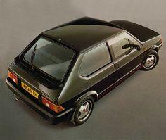 1984Abarth Fiat Strada 130 TC.
