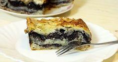 makovnjaca, baklava with poppy seeds Bosanska Baklava, Serbian Recipes, Sweet Tarts, Spanakopita, Sweet Bread, Mini Cakes, Plated Desserts, Cake Cookies, Macarons