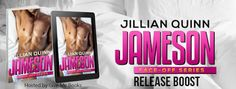 A Wonderful World of Words:     Title: JamesonSeries: Face-Off #4Author: Jilli...@givemebooksblog and @jquinnbooks