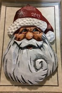 Image result for peter engler santa ornament