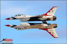 Mirror Formation USAF Thunderbirds | by Britt Dietz, via 500px