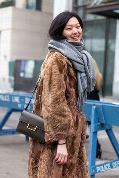 Weekend Max Mara Coat - Nadia Lamb Fur