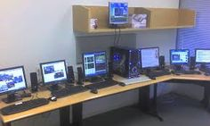 NComputing installed at a computer lab... http://www.totalitech.com/