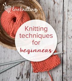 Whatever your reason for wanting to learn, check out this knitting for beginners video tutorial roundup.