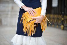 The Street Style At Paris Fashion Week Was On Fleek