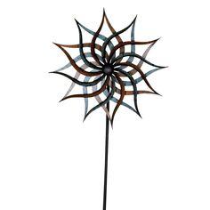 Metall Windrad 175 cm