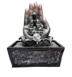 Blessing Buddha Water Fountain For Home Decoration By Paras Magic God Idols & Statues on Shimply.com
