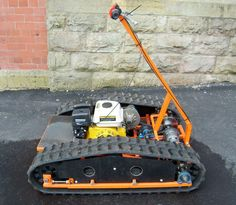 Ride on tracked vehicle sled that is powered by a gas engine hotrod. Dun4Me is the marketplace for custom made items built to your exact specifications by talented makers. Get bids for free, no obligation!