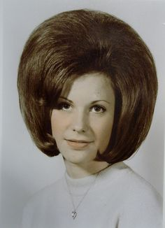 Now that's, big hair!
