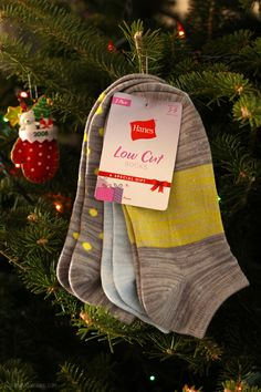 20a81a8049 Last Minute Family Stocking Stuffers from Hanes