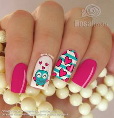 Pinned onto Nail ArtBoard in Nail Art Category