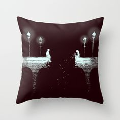 Remember When.... by Budi Kwan #throwpillows