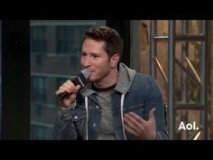 Adam Young (Owl City) interviewed at AOL BUILD (July 14th, 2015)