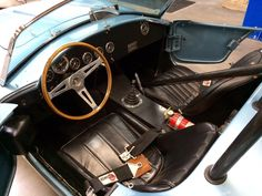 I can provide you with a restoration with an eye for that 100 % correct concours restoration of an original CSX2000 or CSX3000 series Shelby Cobra or build that Shelby Continuation Series (4000, 6000, 7000 or 8000) in alloy or glass, Kirkham Motorsport or Superformance into a nearly perfect example of the '60s legend. | eBay!