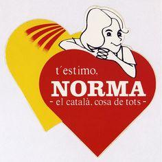 Adhesiu. Campanya que va impulsar la normalització del català (Biblioteca de Catalunya) Ephemera