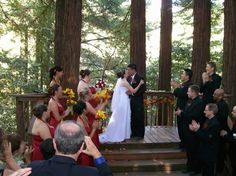Photo of Pema Osel Ling - Watsonville, CA, United States. Our wedding ceremony at POL