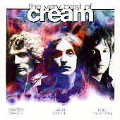 THE VERY BEST OF CREAM (NEW CD)