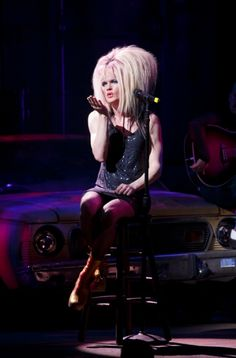 Neil Patrick Harris in HEDWIG AND THE ANGRY INCH on Broadway!