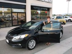 Kathryn's new 2014 KIA FORTE! Congratulations and best wishes from Grand West Kia and GRAND WEST KIA.
