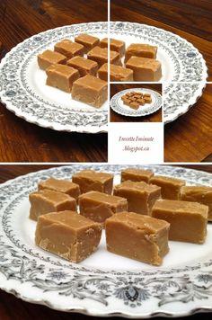 1 recette de dessert: Sucre à la Crème (5 Minutes de Cuisson)