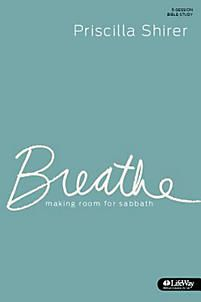 Priscilla Shirer has an inspirational way to remind us of the value of rest and just breathe! Excellent study!