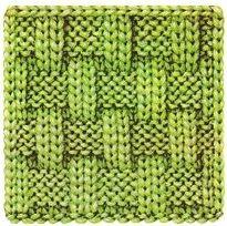 Braided Knitting Pattern