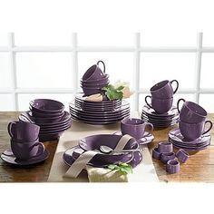 Purple Dishes