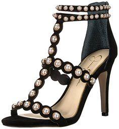 fda9b75cb0 Jessica Simpson Women s Eleia Heeled Sandal