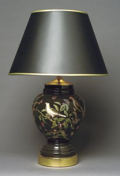 J.Covington*Design: Designer Decoupage Lamps