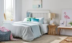 Cool Teen Bedroom Ideas: Beachy Keen Cool Teen Bedrooms, Awesome Bedrooms, Log Cabin Living, Art Deco Paintings, Pastel Sunset, Traditional Bedroom, White Furniture, Bedroom Styles, Bedroom Decor