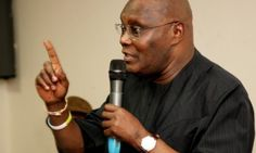Atiku To Nigerians: We'll Come Out of Recession Soon   Nigeria's former vice president and chieftain of the ruling APC Atiku Abubakar has urged Nigerians not to despair or lose hope as the current economic recession will soon give way to prosperity.  According to Atiku while it might take some time to get out of the current situation so much need to be done to achieve economic prosperity since a lot of things were left undone for too long by the nations past leaders. In a Sallah message…